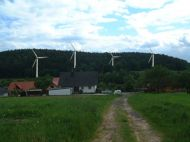 Windkraft f&uumlr Josbach